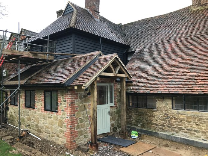 Historic House Extension RJM Heritage